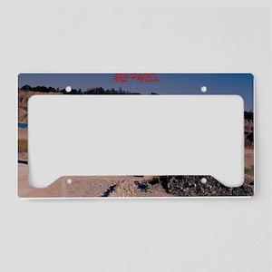 UNPAVED2 License Plate Holder