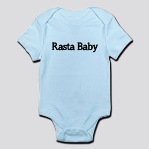 Rasta Baby Body Suit