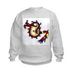 featheredserplrg Sweatshirt