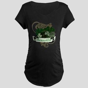 somerville-irish Maternity Dark T-Shirt
