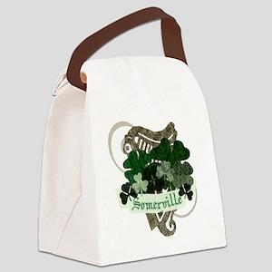 somerville-irish Canvas Lunch Bag