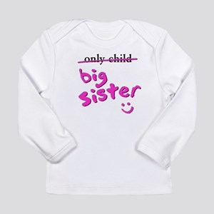 only_child_sister Long Sleeve T-Shirt