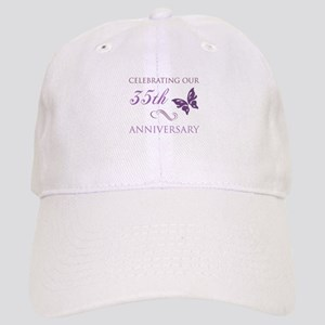 35th Wedding Aniversary (Butterfly) Cap