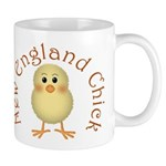 New England Chick Mug