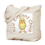 New England Chick Tote Bag