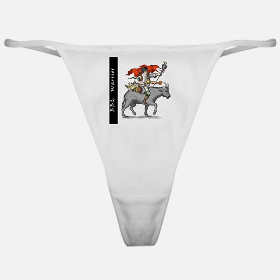 BBQ WarriorReverse - Reduced Classic Thong