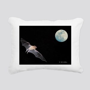 MOONBAT9X12 Rectangular Canvas Pillow