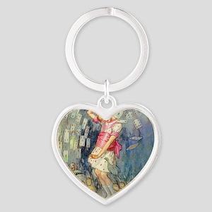 ALICE_JACKSON_031_SQ Heart Keychain