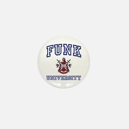 FUNK University Mini Button