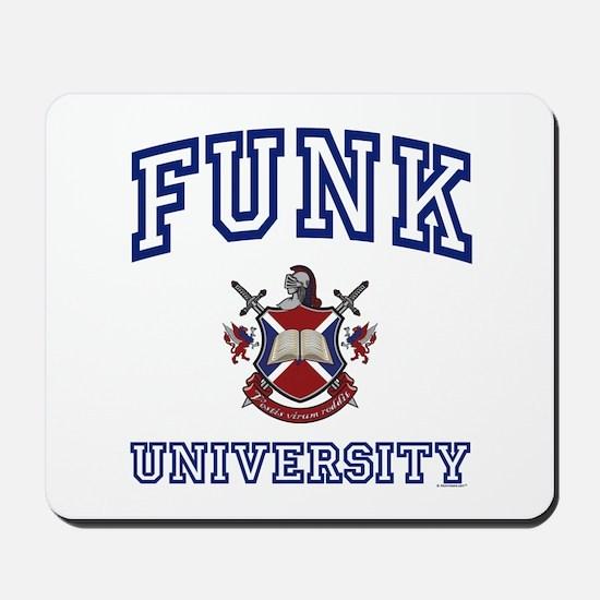 FUNK University Mousepad