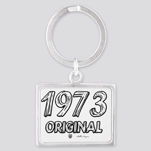 1973txt Landscape Keychain