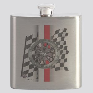 mag-red-white Flask