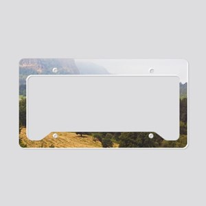 4-Rural License Plate Holder