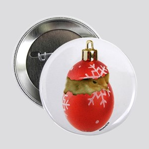 """X-mas Chick 2.25"""" Button (10 pack)"""