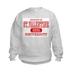 St. Valentine University Kids Sweatshirt
