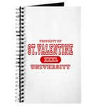 St. Valentine University Journal