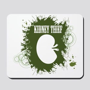kidney thief 2white Mousepad