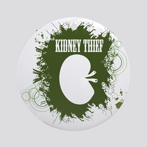 kidney thief 2white Round Ornament