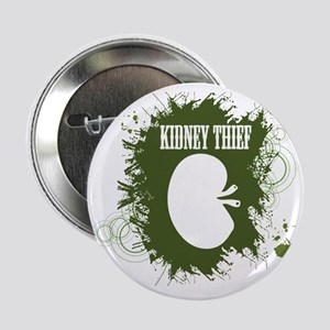 """kidney thief 2white 2.25"""" Button"""