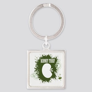 kidney thief 2white Square Keychain