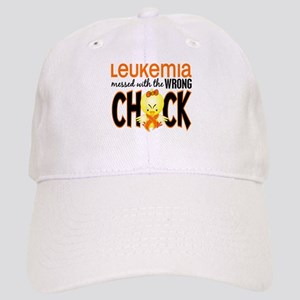 Leukemia Messed With Wrong Chick Cap
