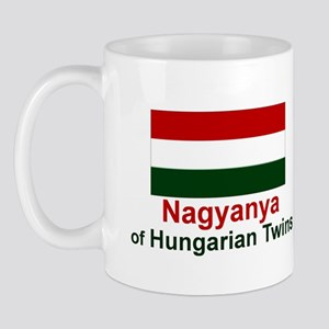 Hungarian Twins-Nagyanya Mug