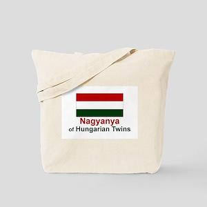 Hungarian Twins-Nagyanya Tote Bag