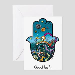 GL8 Greeting Card
