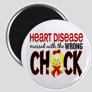 Heart Disease Messed With Wrong Chick Magnet