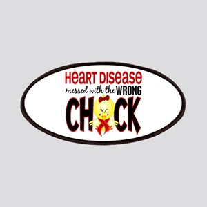 Heart Disease Messed With Wrong Chick Patches