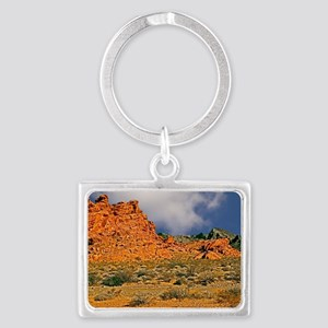 Valley of Fire Postcards, Note  Landscape Keychain