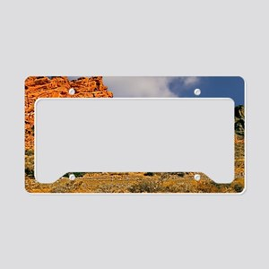 Valley of Fire Postcards, Not License Plate Holder
