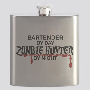 Zombie Hunter - Bartender Flask