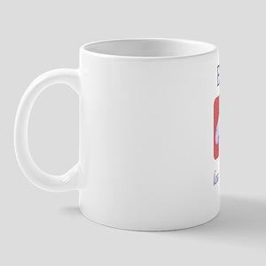 FIN-eskimo-dogs-pawprints Mug