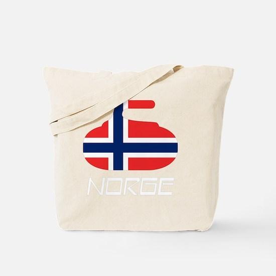 4-curlingNOw Tote Bag