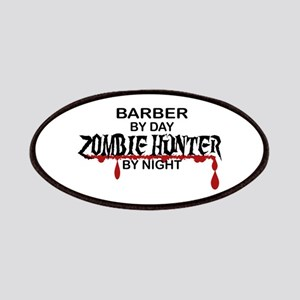 Zombie Hunter - Barber Patches
