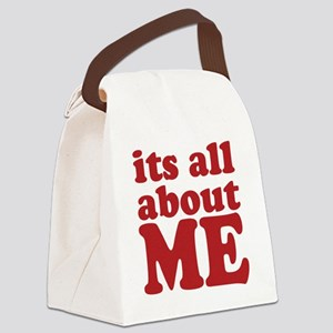 allaboutme Canvas Lunch Bag