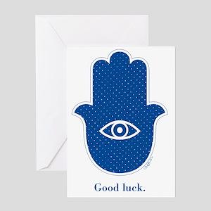 GL4 Greeting Card