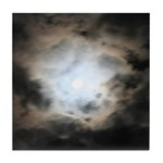 Ring Around the Moon Tile Coaster