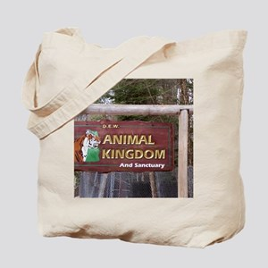 11x9 new front sign Tote Bag