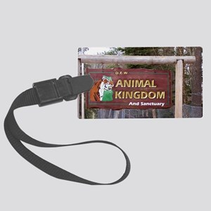 11x9 new front sign Large Luggage Tag