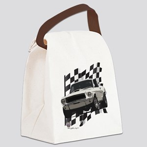 68stang Canvas Lunch Bag