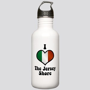 i-love-the-jersey-shor Stainless Water Bottle 1.0L