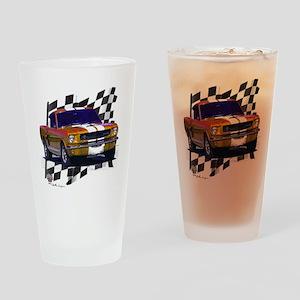 66bronze Drinking Glass