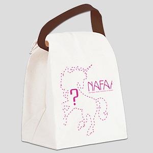 unicorntshirt Canvas Lunch Bag