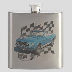 67blue Flask