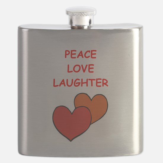 laughter Flask