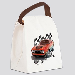 73stang Canvas Lunch Bag
