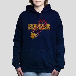 New SectionBeware of honey ba Sweatshirt