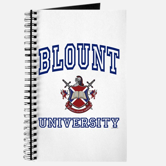 BLOUNT University Journal